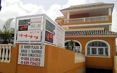Alquilar GARAJE & TRASTERO Denia