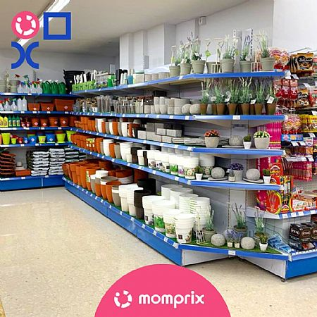 MOMPRIX, el nuevo concepto de tienda a precio fijo